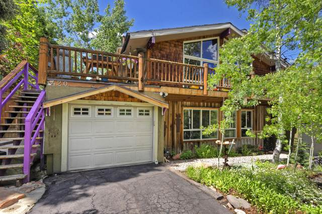 420 Woodland Drive, Park City, UT 84098 (MLS #12002490) :: Lawson Real Estate Team - Engel & Völkers