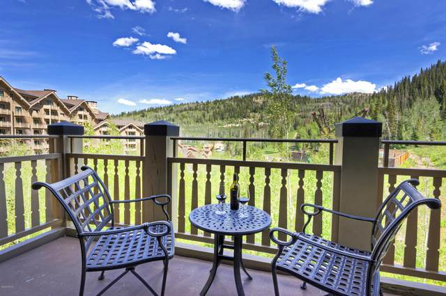 9100 Marsac Avenue #1042, Park City, UT 84060 (MLS #12002494) :: High Country Properties