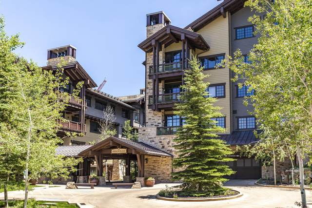 8880 Empire Club Drive #309, Park City, UT 84060 (MLS #12002497) :: High Country Properties