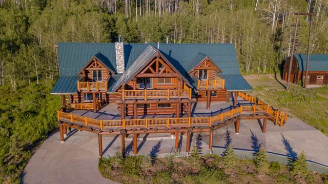 17015 S Summit Drive, Heber City, UT 84032 (MLS #12002513) :: Park City Property Group