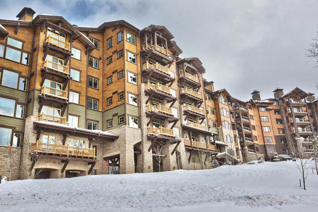 8902 Empire Club Drive #405, Park City, UT 84060 (MLS #12002538) :: High Country Properties