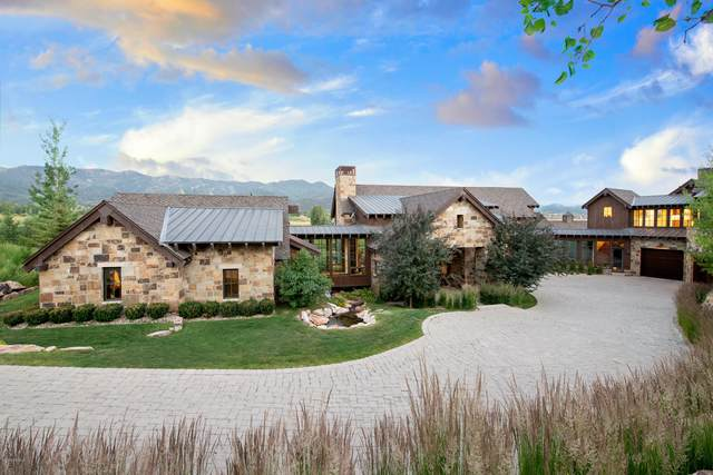 5379 N Old Ranch Road Road, Park City, UT 84098 (#12002580) :: Red Sign Team