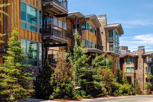 7101 Stein Circle #411, Park City, UT 84060 (MLS #12002600) :: High Country Properties