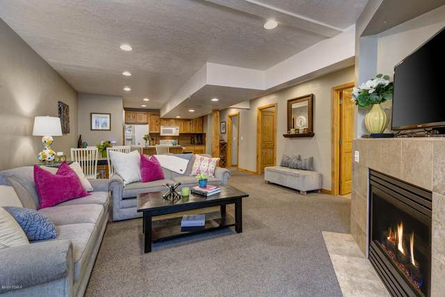 1402 Empire Avenue 1A, Park City, UT 84060 (MLS #12002621) :: High Country Properties