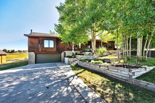 7731 Silver Creek Road, Park City, UT 84098 (MLS #12002631) :: Park City Property Group