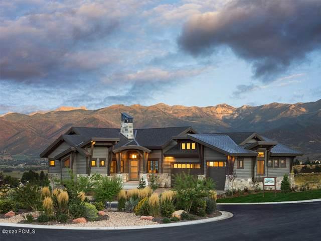 623 N Haystack Mountain Dr, Heber City, UT 84032 (MLS #12002666) :: High Country Properties