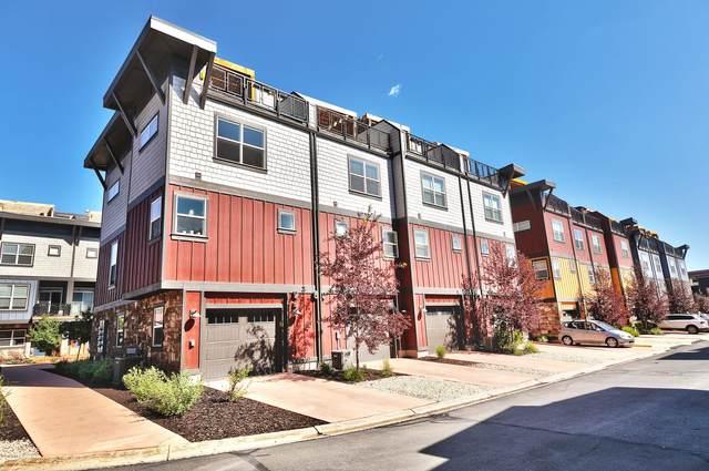 1370 Center Drive #4, Park City, UT 84098 (MLS #12002673) :: High Country Properties