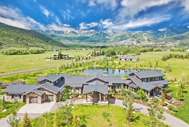 481 W Old Ranch Road, Park City, UT 84098 (#12002710) :: Red Sign Team