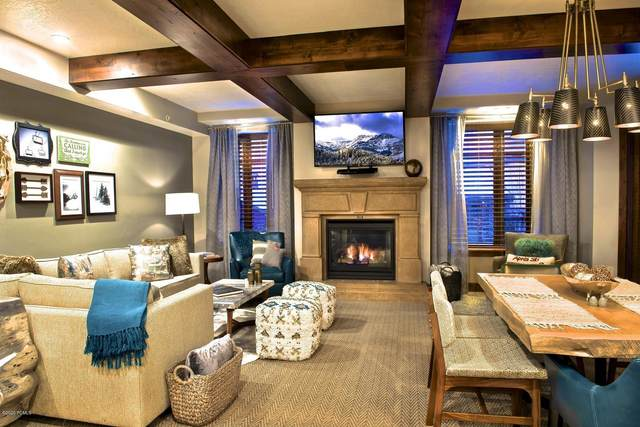 3558 N Escala Court #244, Park City, UT 84098 (MLS #12002750) :: High Country Properties