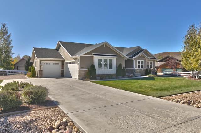 795 Oak Lane, Kamas, UT 84036 (MLS #12002766) :: High Country Properties