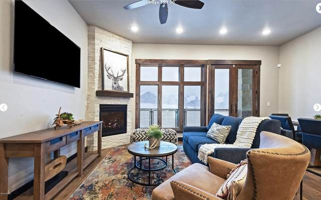 3751 Blackstone Drive 2F, Park City, UT 84098 (MLS #12002769) :: High Country Properties