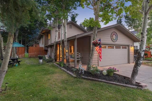 2265 Monarch Drive, Park City, UT 84060 (MLS #12002787) :: High Country Properties