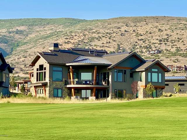 1716 E Haystack Mountain Court, Heber City, UT 84032 (#12002794) :: Red Sign Team
