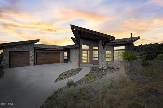 599 N Red Mountain Court, Heber City, UT 84032 (#12002809) :: Red Sign Team