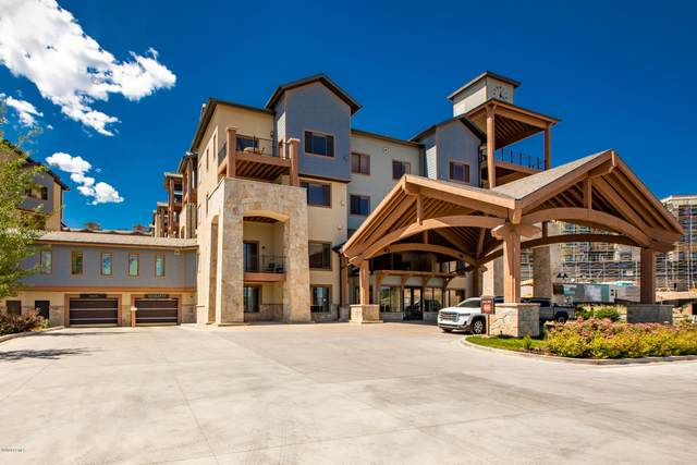2653 Canyons Resort Drive 231/233, Park City, UT 84098 (MLS #12002812) :: Summit Sotheby's International Realty