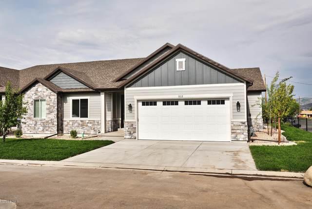 374 E 320 South #11, Kamas, UT 84036 (MLS #12002833) :: Lawson Real Estate Team - Engel & Völkers
