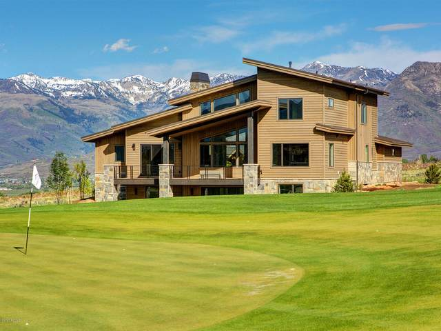 674 Haystack Mountain Drive #335, Heber City, UT 84032 (#12002838) :: Red Sign Team