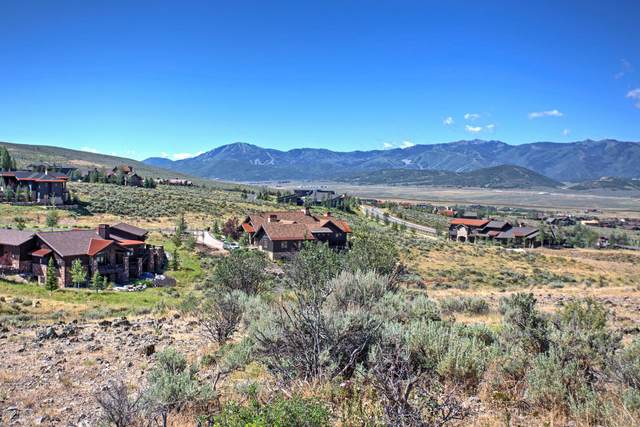 7594 Outpost Way, Park City, UT 84098 (MLS #12002852) :: High Country Properties