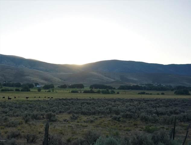 Near Sage Mountain, Wallsburg, UT 84082 (MLS #12002871) :: Lookout Real Estate Group