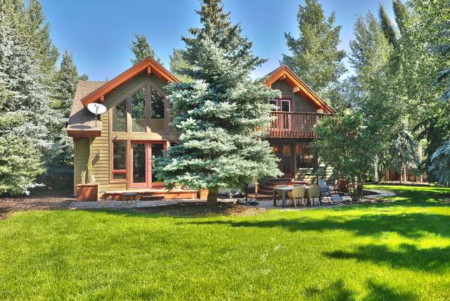 2814 Holiday Ranch Loop Road, Park City, UT 84060 (MLS #12002877) :: Lawson Real Estate Team - Engel & Völkers