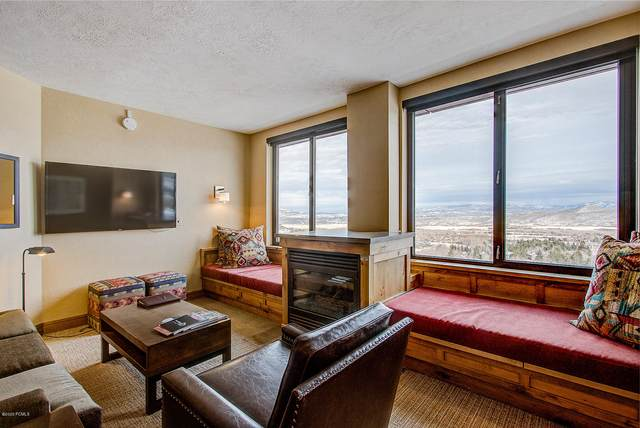 3855 N Grand Summit Drive 414/416 Q3, Park City, UT 84098 (MLS #12002886) :: High Country Properties
