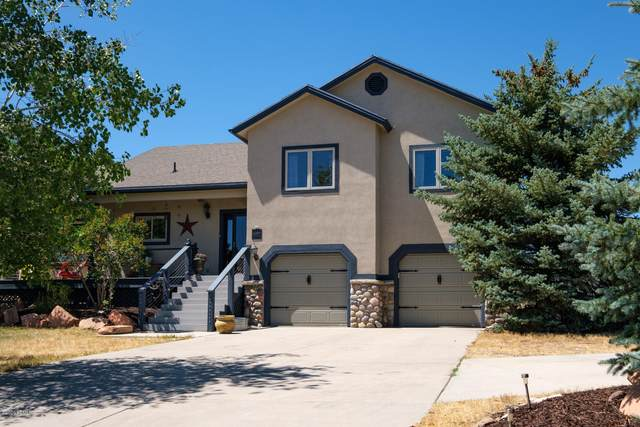 6189 N Fairview Drive, Park City, UT 84098 (MLS #12002893) :: High Country Properties