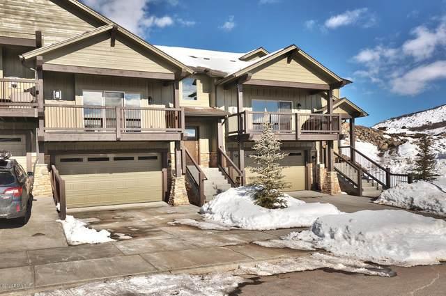 14504 N Asher Way 58D, Kamas, UT 84036 (MLS #12002907) :: High Country Properties