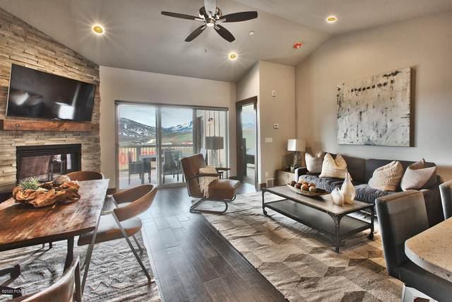 14525 N Asher Way 55D, Kamas, UT 84036 (MLS #12002911) :: Lawson Real Estate Team - Engel & Völkers