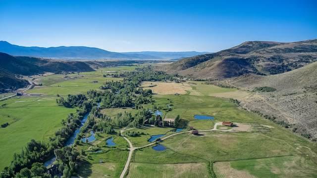 6950 N River Valley Drive, Peoa, UT 84061 (MLS #12002942) :: Lawson Real Estate Team - Engel & Völkers