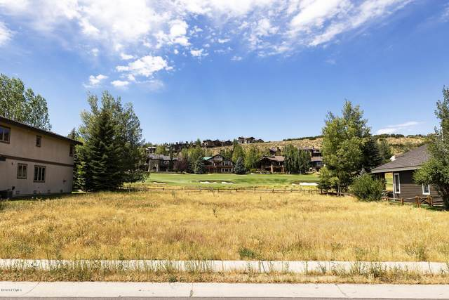 2868 American Saddler Drive, Park City, UT 84060 (MLS #12002950) :: High Country Properties