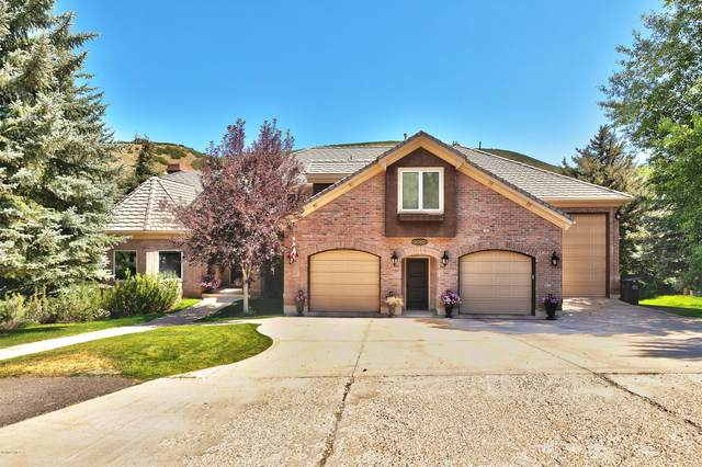 9080 N Jeremy Road, Park City, UT 84098 (MLS #12002952) :: High Country Properties
