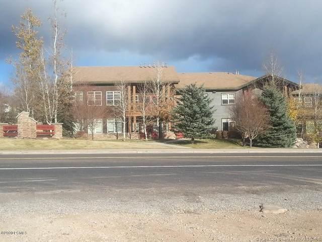 3070 Rasmussen Road, Park City, UT 84098 (MLS #12002956) :: High Country Properties