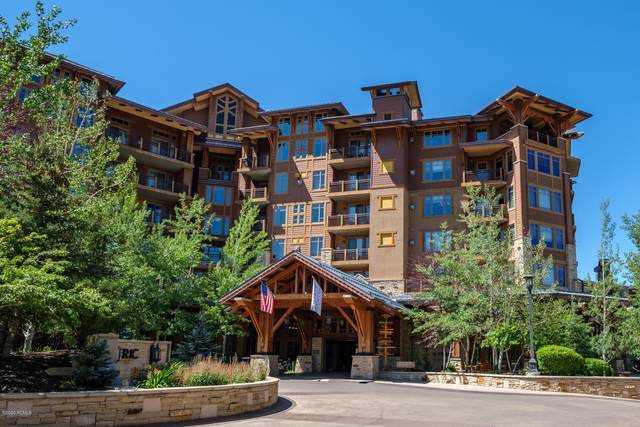 3551 N Escala Court #318, Park City, UT 84098 (MLS #12002965) :: High Country Properties