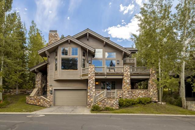 21 Bellevue Court, Park City, UT 84060 (MLS #12002989) :: High Country Properties