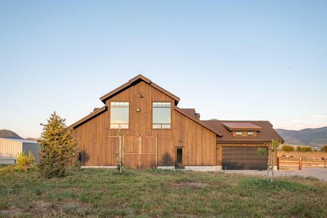 2023 W State Road 32, Peoa, UT 84061 (MLS #12003005) :: High Country Properties