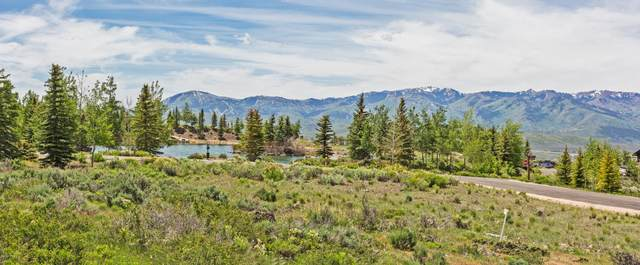 8594 N Marmot Circle, Park City, UT 84098 (MLS #12003011) :: High Country Properties