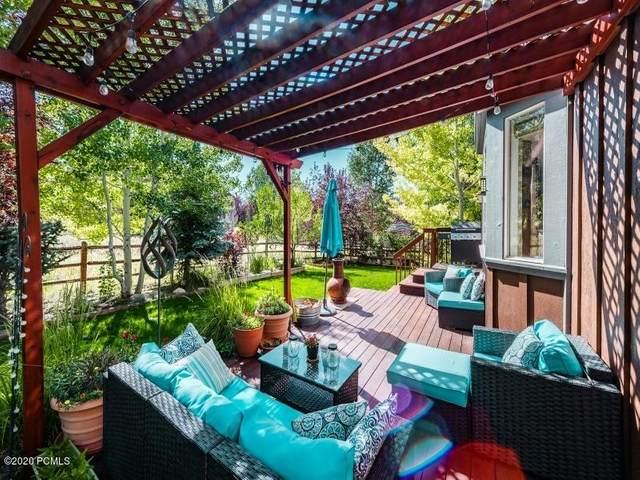 1224 E Foxcrest Drive, Park City, UT 84098 (MLS #12003013) :: Lawson Real Estate Team - Engel & Völkers