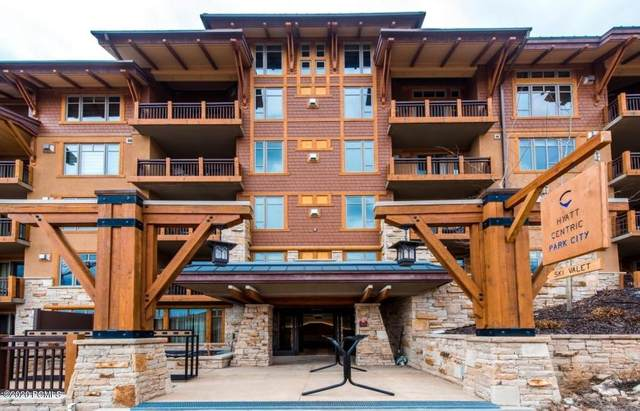3558 N Escala Drive #451, Park City, UT 84098 (MLS #12003018) :: High Country Properties