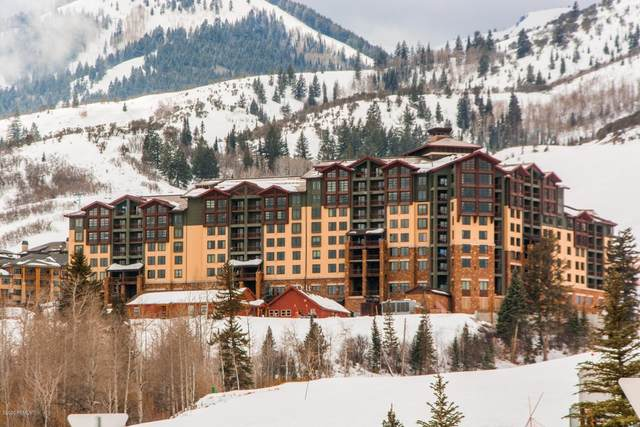 3855 N Grand Summit Drive #123, Park City, UT 84098 (MLS #12003020) :: Summit Sotheby's International Realty
