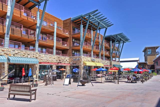 1456 Newpark Boulevard #217, Park City, UT 84098 (MLS #12003025) :: High Country Properties