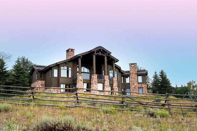 9156 E Forest Creek Road, Heber City, UT 84032 (MLS #12003059) :: Park City Property Group