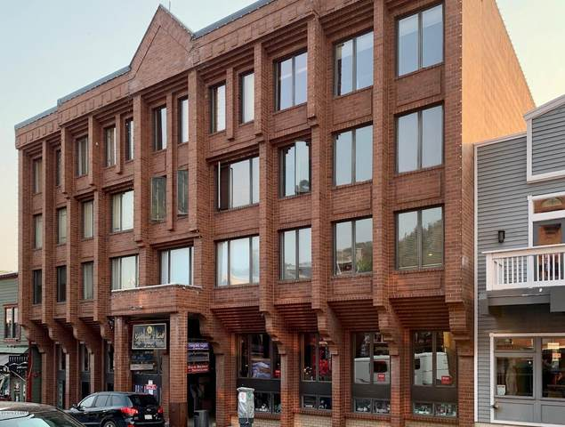 580 Main Street, Park City, UT 84060 (MLS #12003093) :: High Country Properties