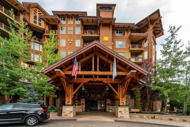 3551 N Escala Court #423, Park City, UT 84098 (MLS #12003115) :: High Country Properties