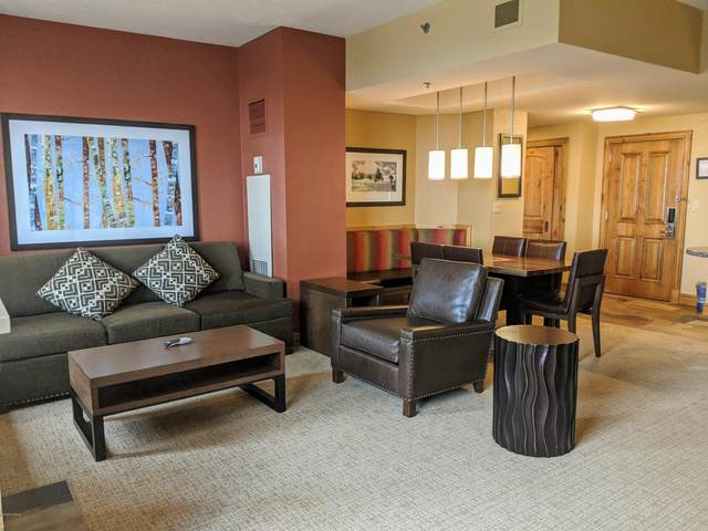 3855 Grand Summit Drive G16/G18 Q3, Park City, UT 84098 (MLS #12003155) :: High Country Properties