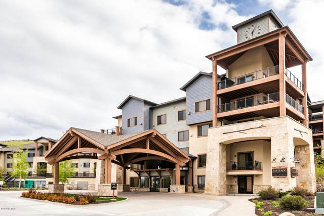 2669 Canyons Resort Drive #211, Park City, UT 84098 (MLS #12003159) :: Summit Sotheby's International Realty