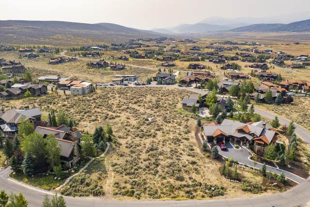 2373 E Westview Trail, Park City, UT 84098 (MLS #12003162) :: High Country Properties