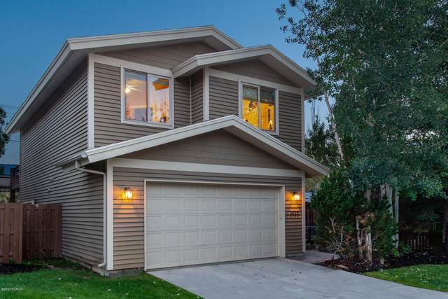 1035 Lincoln Lane, Park City, UT 84098 (MLS #12003179) :: High Country Properties