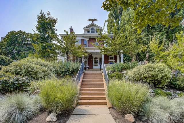 150 S 1300 East, Salt Lake City, UT 84102 (MLS #12003200) :: Park City Property Group