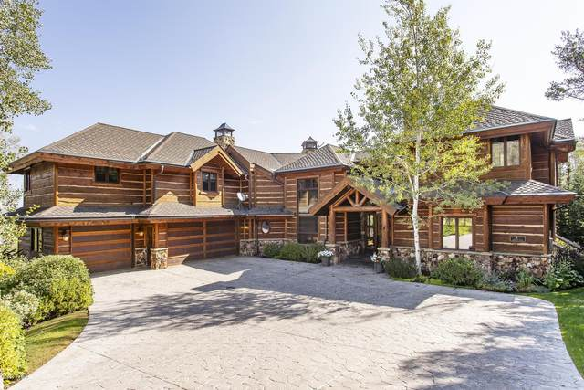 4 Hawkeye Place, Park City, UT 84060 (MLS #12003204) :: High Country Properties