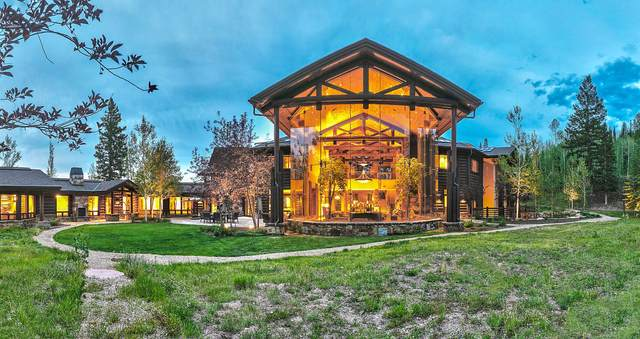 69 White Pine Canyon Road, Park City, UT 84060 (MLS #12003206) :: Lookout Real Estate Group